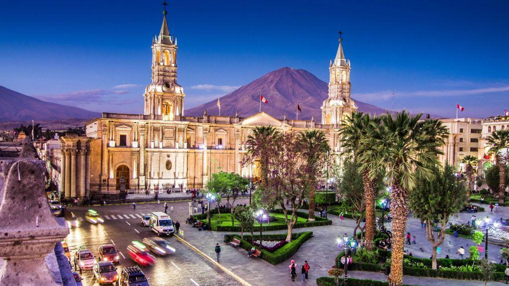Sprachreise nach Arequipa - Spanisch lernen