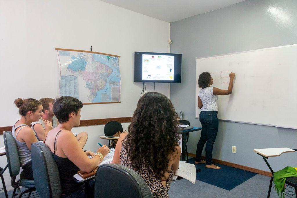 Portugiesisch lernen in Salvador Bahia, Brasil