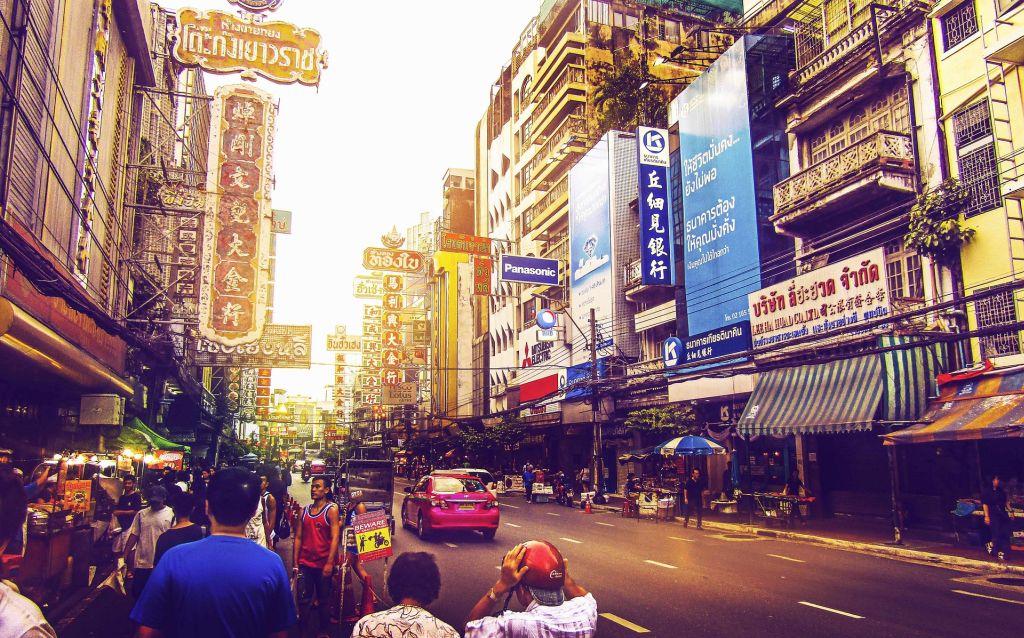 Sprachreise nach Bangkok - Thailändisch lernen