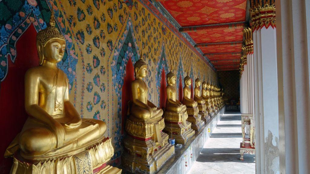 Thiländisch lernen in Bangkok