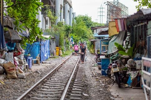 Bangkok - Sprachreise nach Thailand