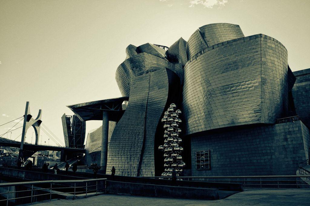 Sprachreise nach das Guggenheim Museum in Bilbao