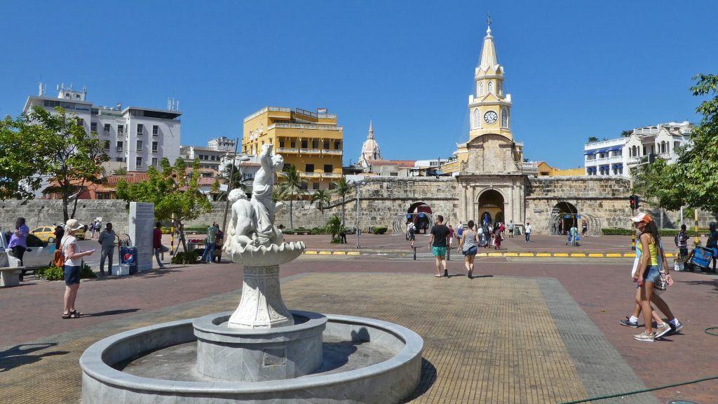 Spanisch lernen in Cartagena - Kolumbien