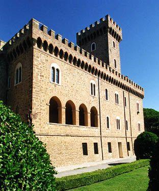 Die Schule im Schloß - Italienisch lernen in Castiglioncello