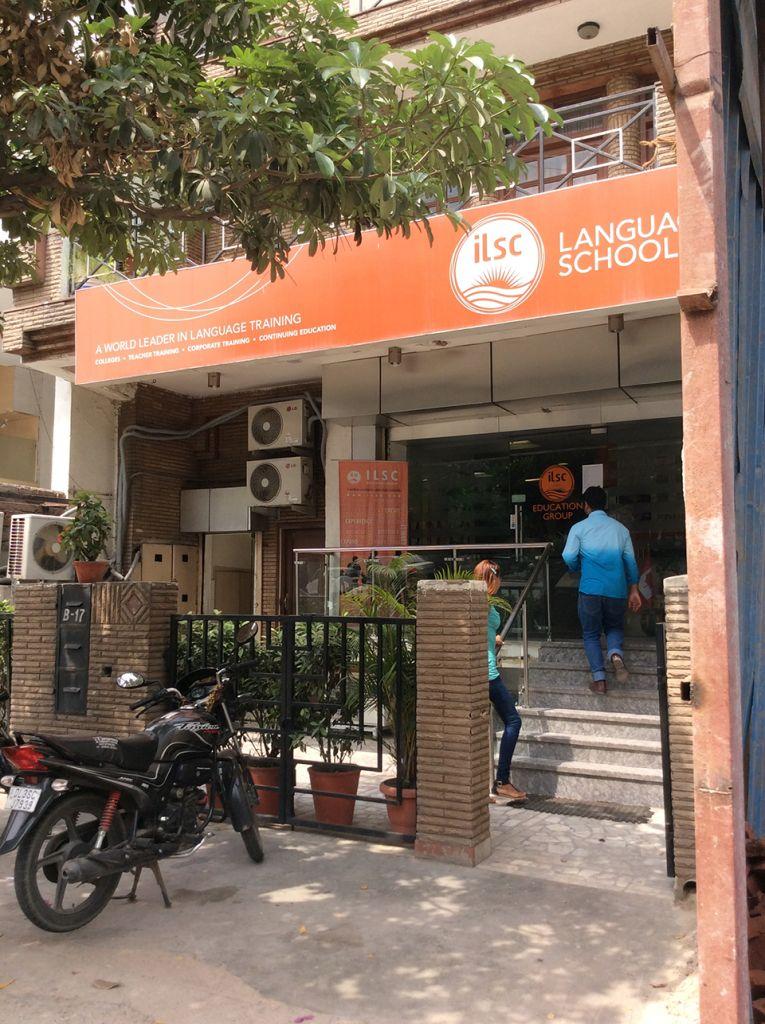 Englischkurse in Neu Delhi - Partnerschule