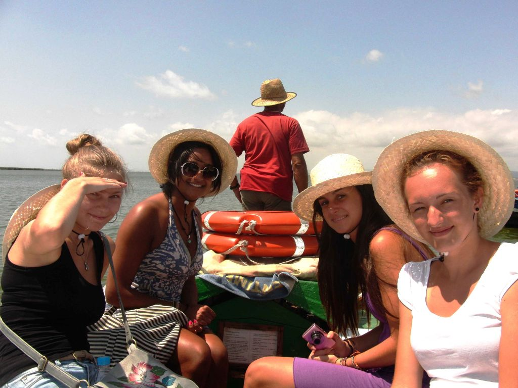 Ausflug mit der Sprachschule in Valencia - Sprachreise nach Spanien
