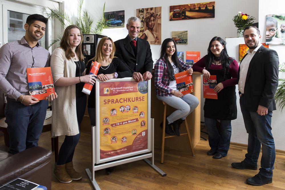 Deutsch lernen in Frankfurt mit Sprachtreff