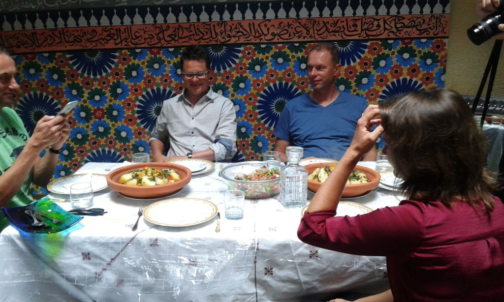 Kochkurs in Fes, Morokko