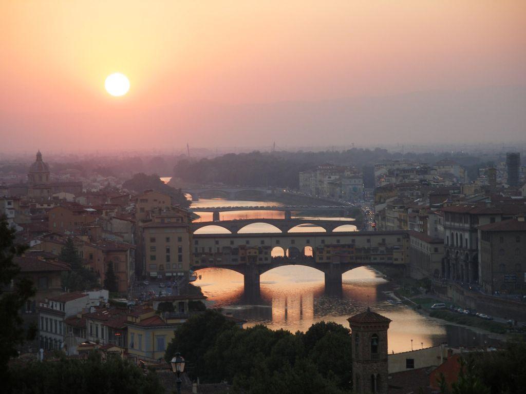 Florenz - wunderschöne Stadt