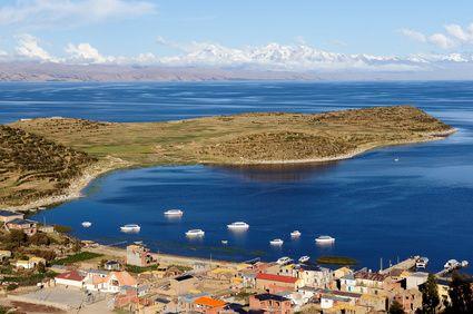 Sprachreise nach Perú Titicacasee - Bildungsurlaub