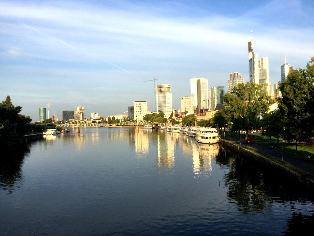 Deutsch lernen in Frankfurt