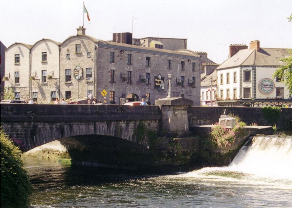 Englisch lernen in Galway - Mills-Brücke