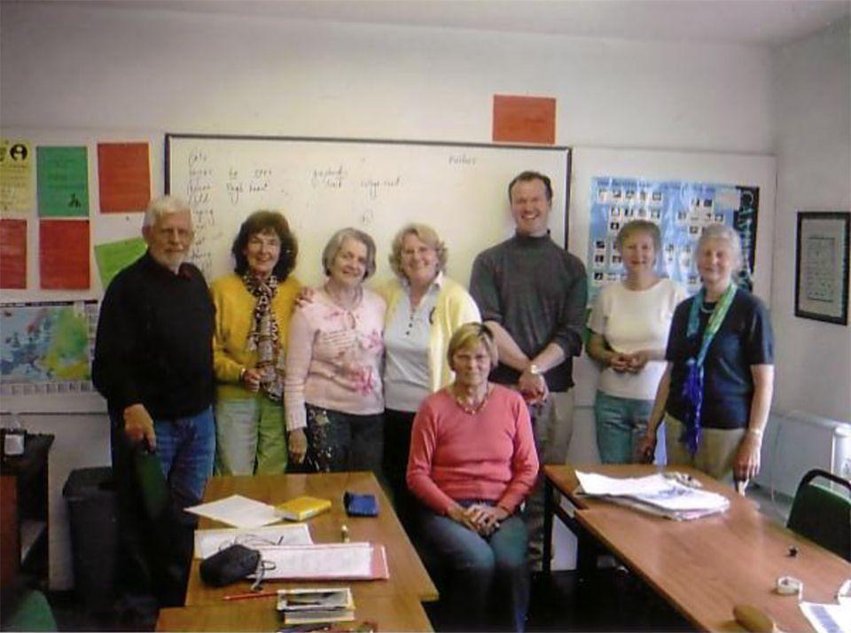 Englisch lernen in Galway - Partnerschule 50+ Klasse