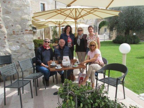 Der Sprachschule in Cavaion Veronese - Italienisch lernen