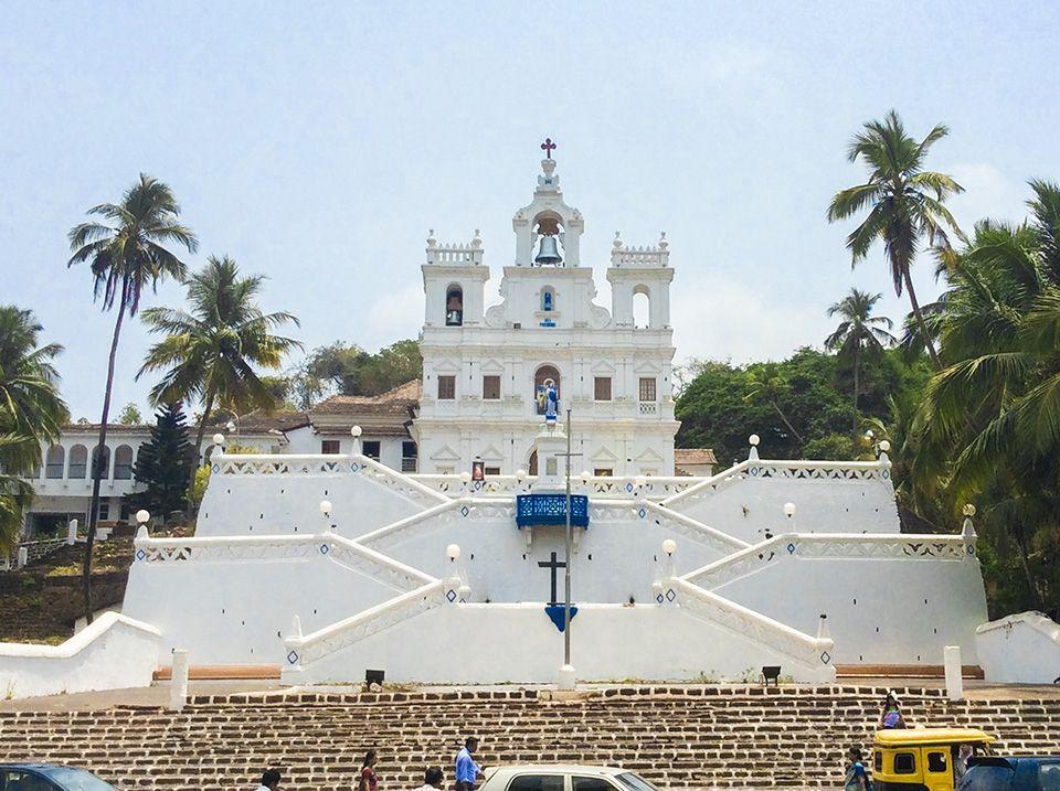 Englisch lernen in Goa