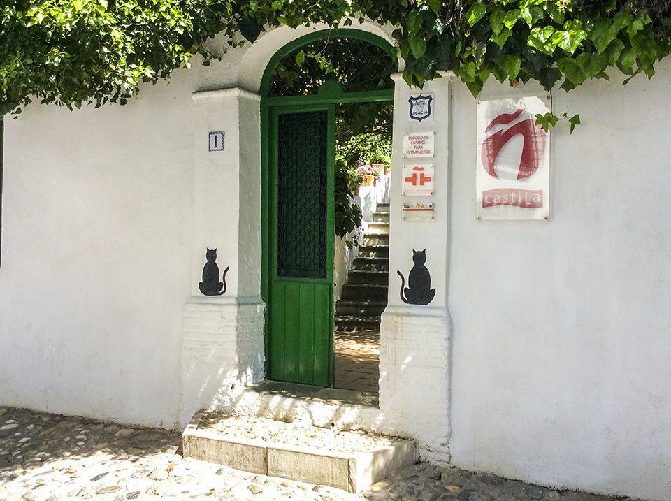 Spanisch Sprachreisen Granada