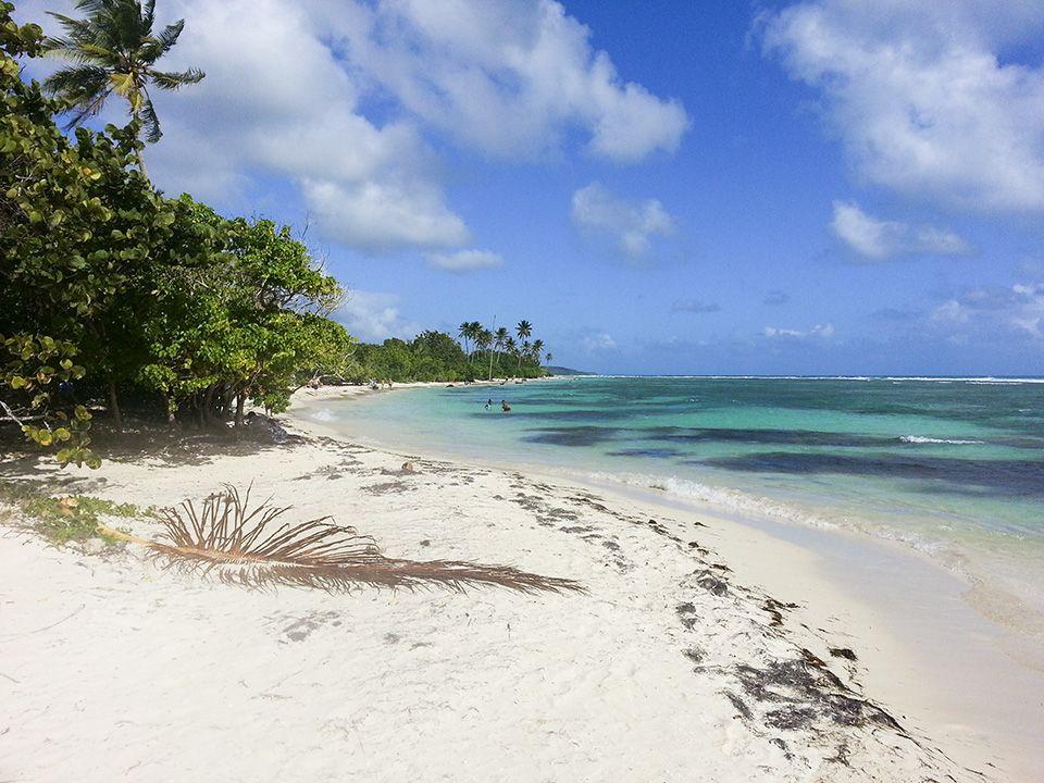 Französisch Sprachreisen - Guadeloupe St. Anne