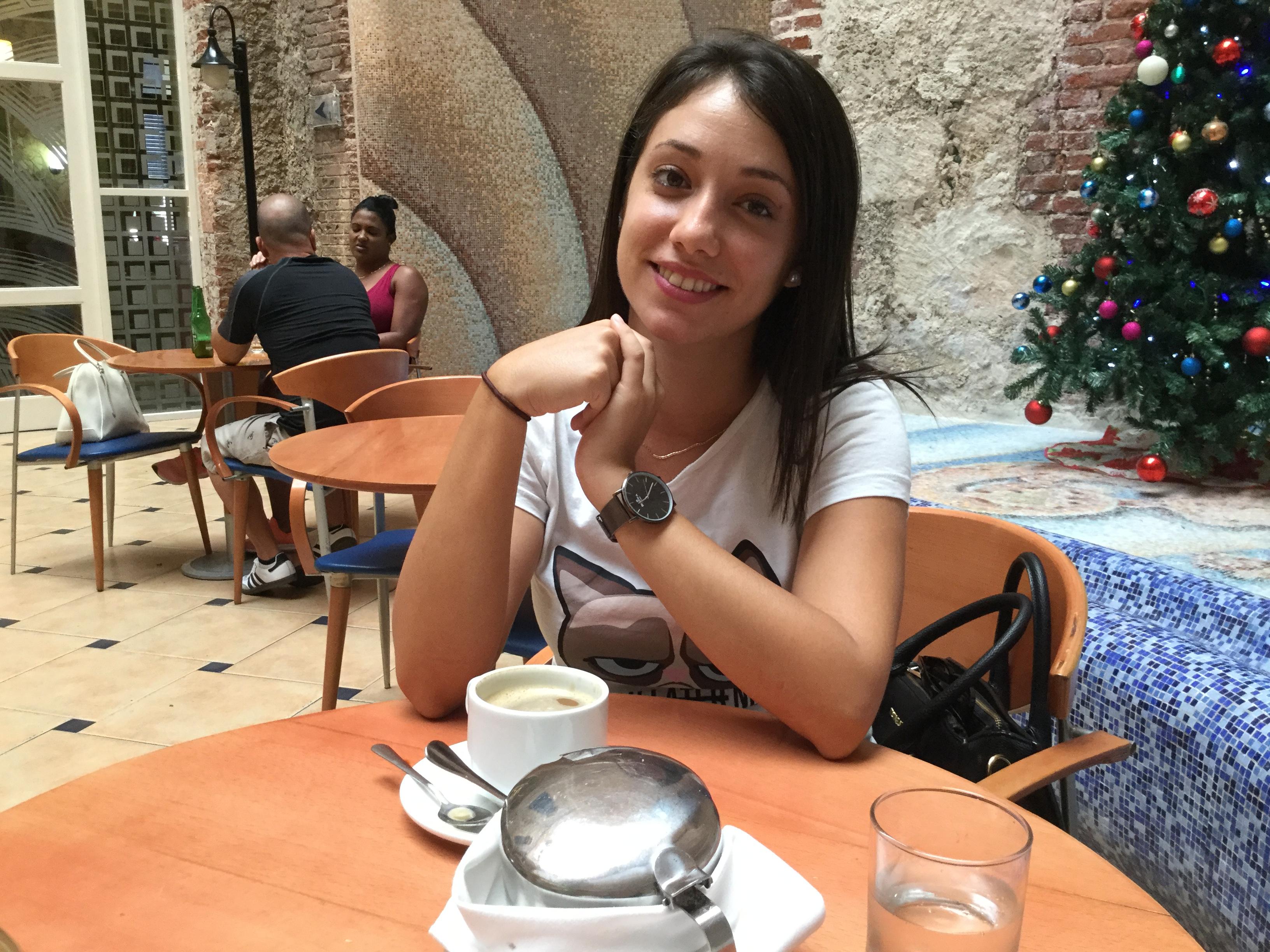 Claudia Montero - Spanisch Lehrerin