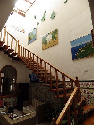 Das Treppenhaus, Spanisch lernen in Gran Canaria