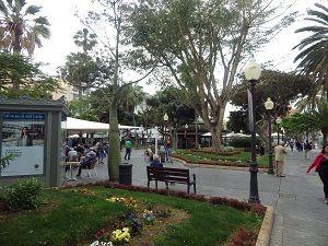 Las Palmas Park, Spanischkurse