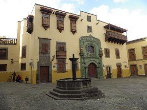 Das Christoph Kolumbus Haus, Spanisch lernen auf den Kanarischen Inseln