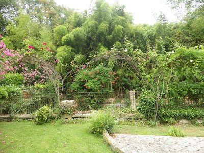 Sprachschule - Französisch Sprachreise Aix en Provence Garden