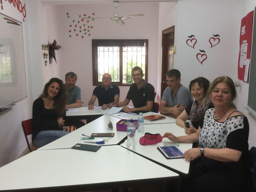 Schule in Puerto de la Cruz Spanisch Lernen auf Teneriffa