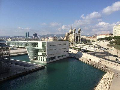 Der Hafen Sprachreisen in Marseille
