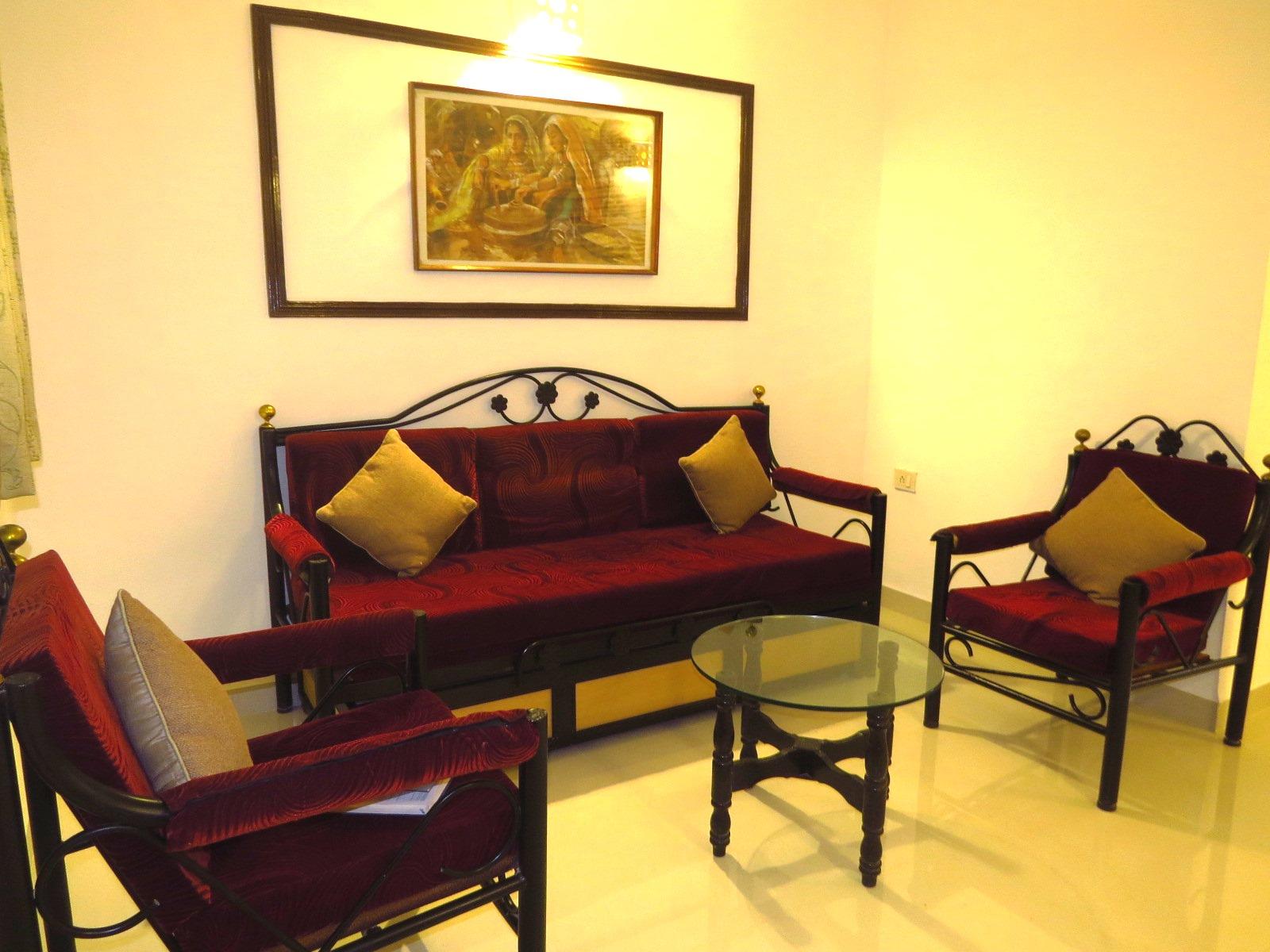 Residenz in Goa - Englisch lernen