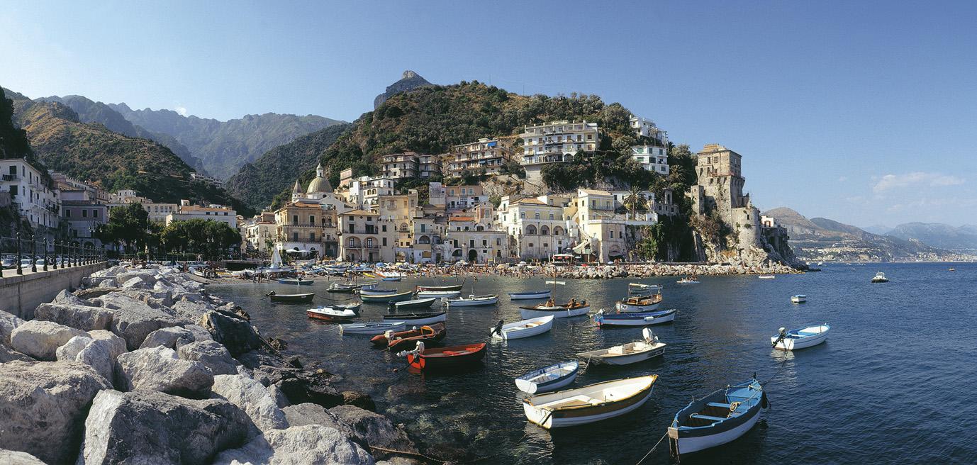 Amalfi Küste - Italienisch lernen