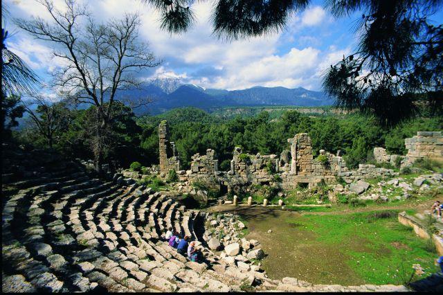 Antalya - Türkisch Sprachreise