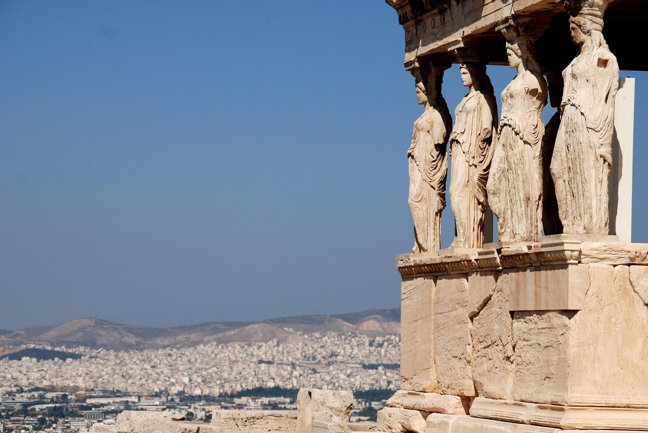 Athen - Griechisch lernen