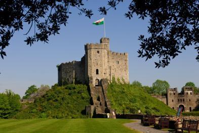 Englisch Sprachreise nach Cardiff