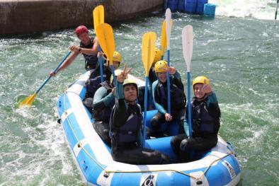 Freizeitprogramm der Schule in Cardiff - Englisch lernen und Spaß haben