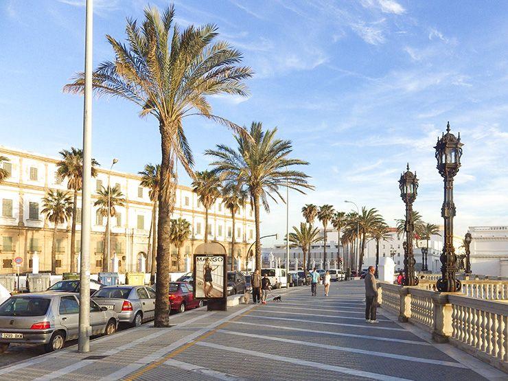 Spanisch lernen in Cadiz