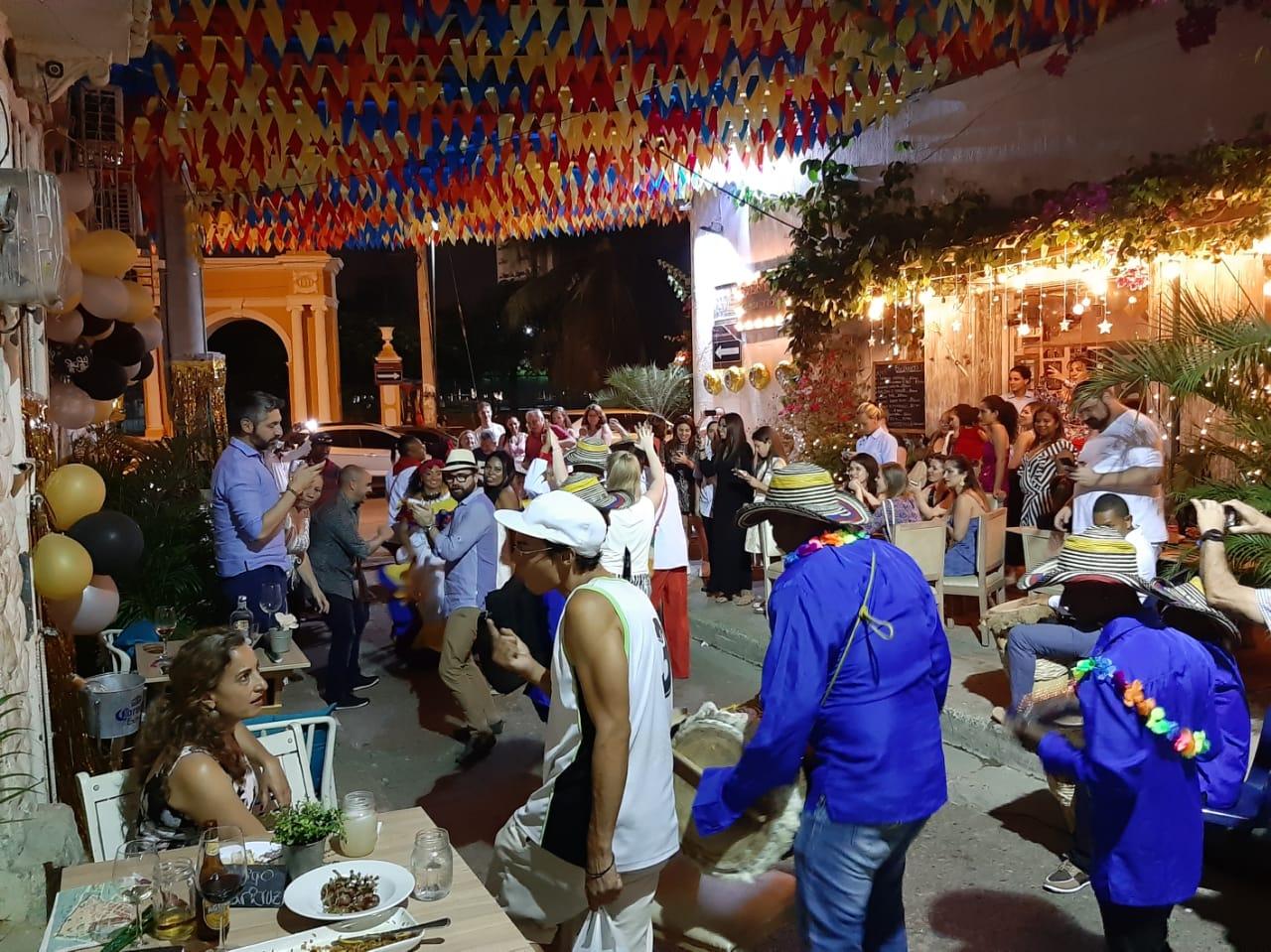 Freizeit in Cartagena