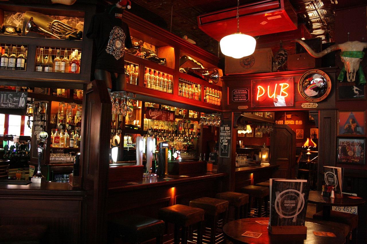 Dublin Pub - Englisch Sprachreise nach Irland