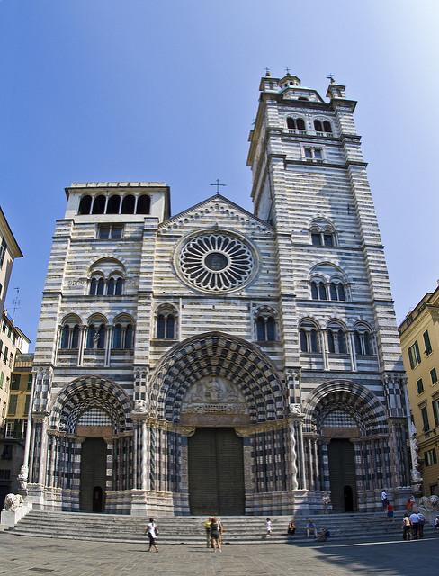 Chiesa dell'Annunziata del Vastato - Italienisch lernen in Genua