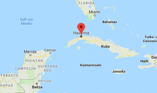 Havana de Cuba - Spanisch lernen