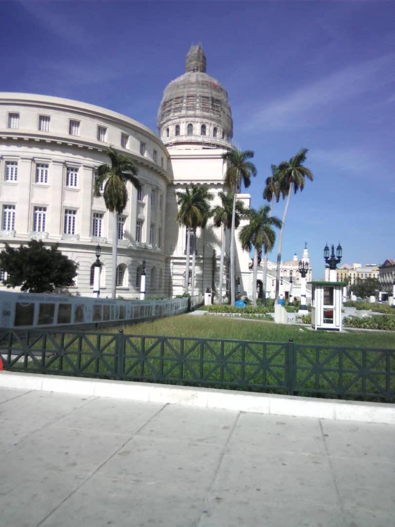 Capitolio de la Habana - Havanna Sprachreise