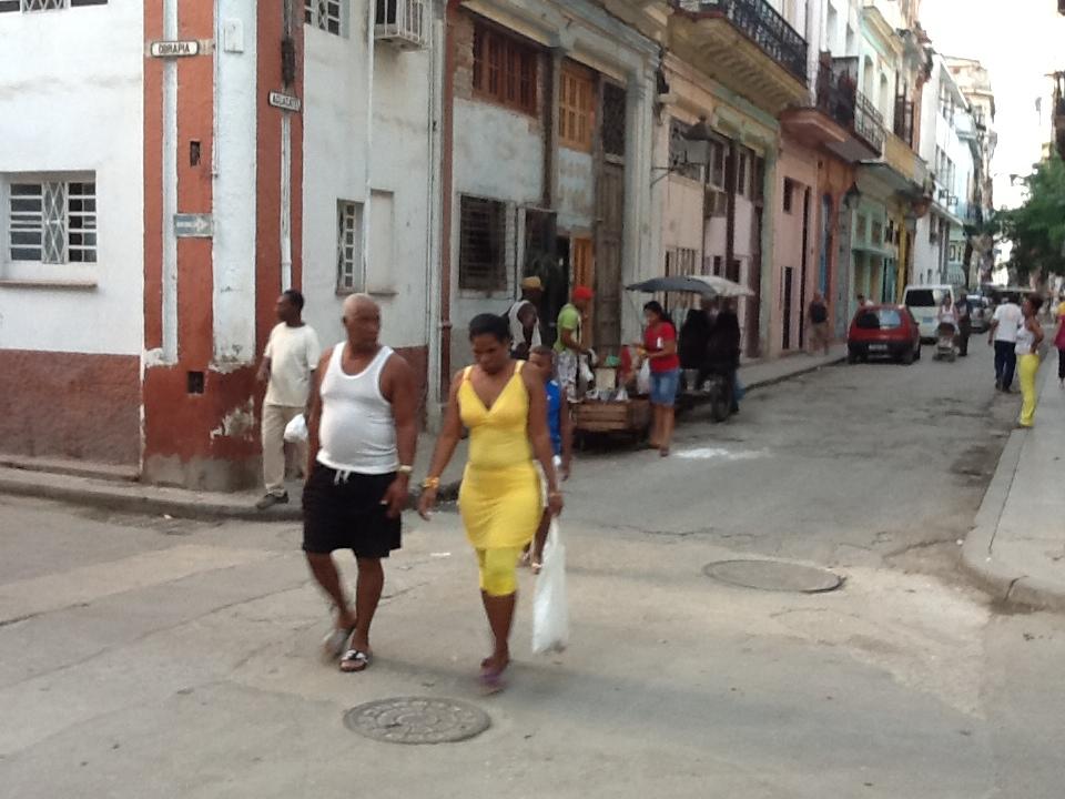 Barrios Vedado y Nuevo Vedado