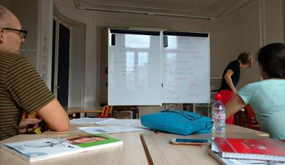 Französisch Unterricht in Marseille