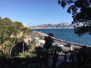 Marseille hat neben dem Meer auch ein paar schöne, idyllische Parks zu bieten