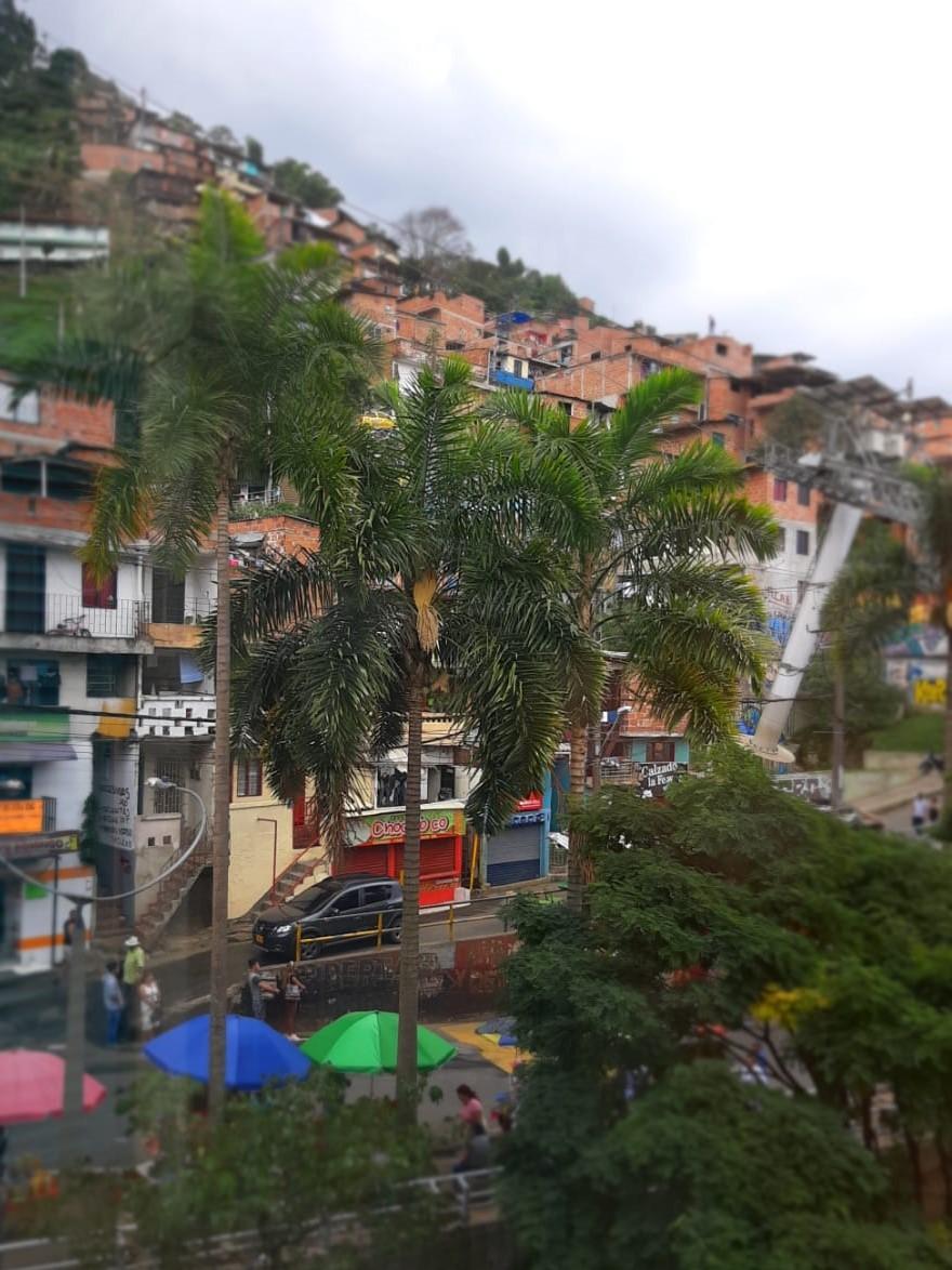 Medellin - Spanisch lernen in Kolumbien