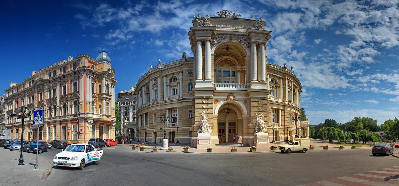 Odessa - Russisch lernen