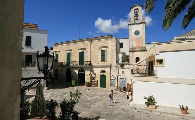 Ausblick - Privatwohnung in Otranto