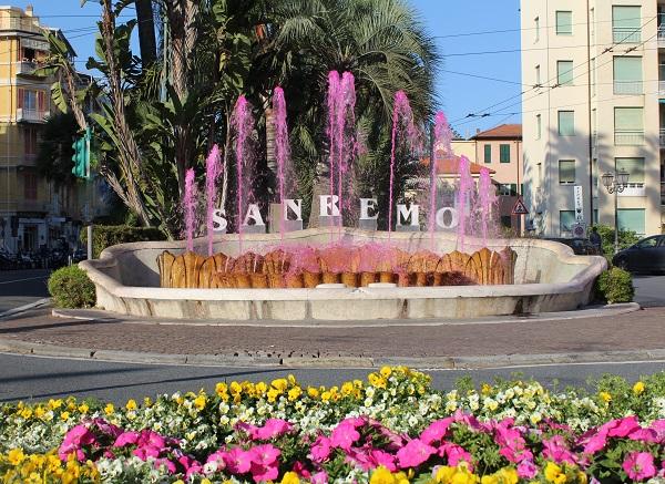 Sanremo - Italienisch Sprachreise