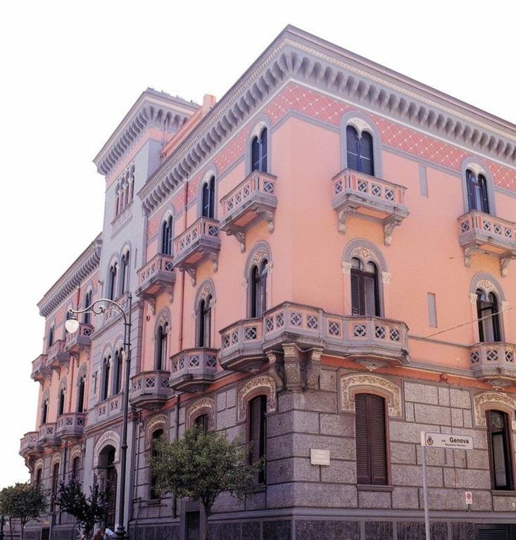 Die Sprachschule in Salerno