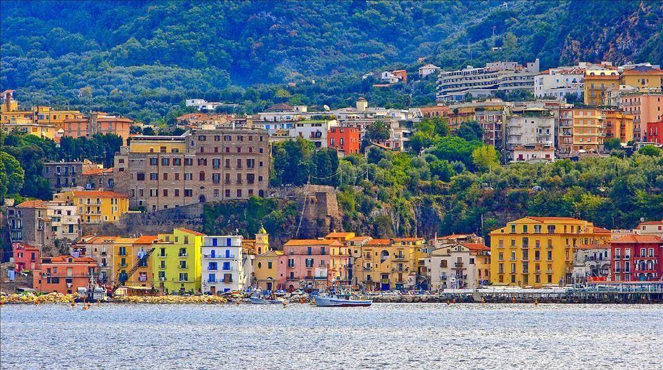 Italienischkurs in Sorrento