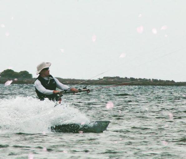 Kitesurfen in Trapani - Italienisch Sprachreise
